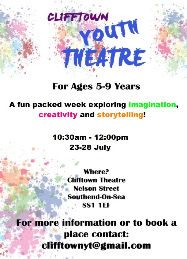 Summer CYT Promo Poster 2018
